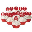 Happy Holidays Fun Pix Message